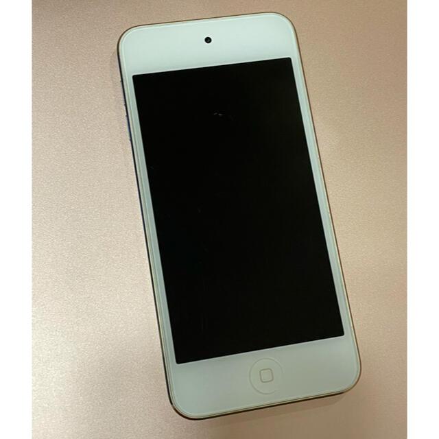 iPod touch(アイポッドタッチ)のipod touch 6世代 32GB 新品バッテリー 箱イヤホン付き スマホ/家電/カメラのオーディオ機器(ポータブルプレーヤー)の商品写真