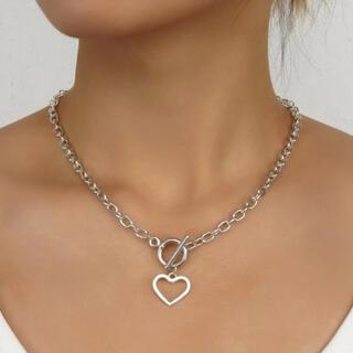 ジーナシス(JEANASIS)の🤍LOVE Silver🤍 necklace(ネックレス)
