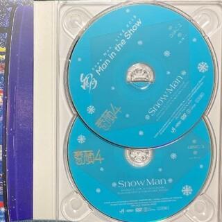 Snow Man DVD 素顔4 Snow Man盤 3DVD [良品]