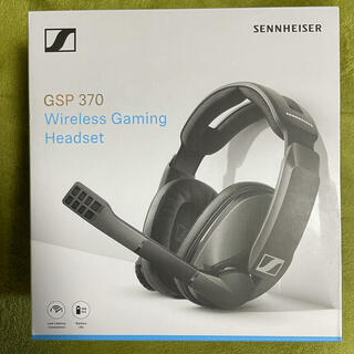 SENNHEISER - SENNHEISER ゼンハイザー GSP370 ゲーミングヘッドセット