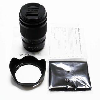 Nikon - 【動作確認のみ新同品】NIKKOR Z 24-200mm F4-6.3 VR
