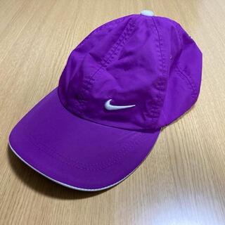 NIKE - NIKE キャップ 紫