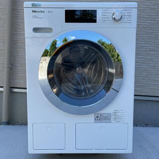 Miele ミーレ 全自動洗濯機★2021年製★最新モデル WCI660WPS