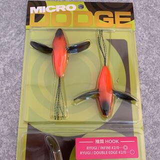 レイドジャパン マイクロダッジ オレンジパンチ