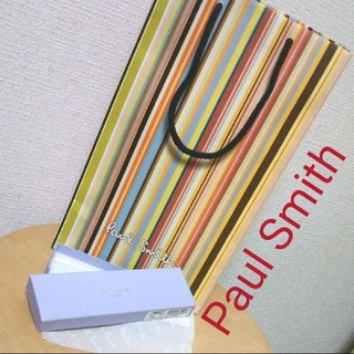 ポールスミス(Paul Smith)のPaul Smith ショップバッグ&空箱(ショップ袋)