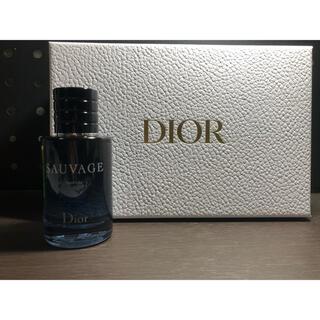 Christian Dior - Dior ソヴァージュ パルファム 香水