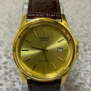 カシオ(CASIO)のCasioカシオ MTP 1183新品未使用(腕時計(アナログ))