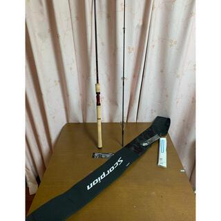 SHIMANO - シマノ(SHIMANO) スコーピオン スピニングモデル ワン&ハーフ2ピース
