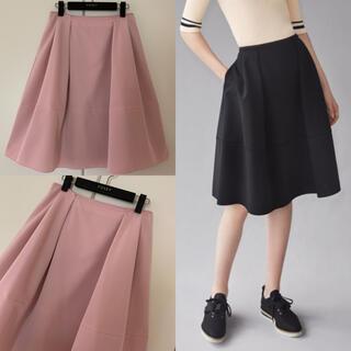 FOXEY - ♡極美品♡ FOXEY バロン スカート 40  キャンディピンク Barron