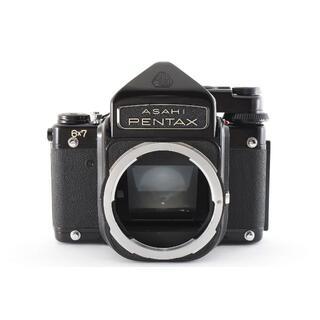 ★希少・美品★ PENTAX 6x7 TTL バケペン フィルムカメラ
