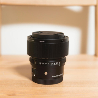 SIGMA - 35mm F2 DG DN Contemporary ソニーE用