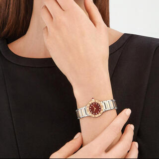 BVLGARI - 値下げ❣️極美品❣️ 正規ブルガリレディース腕時計BBL26C11SDG
