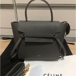 celine - 美品 Celine ベルトバッグ
