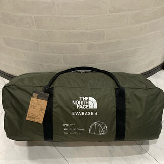THE NORTH FACE - THE NORTH FACE Evabase 6 ノース NV22102
