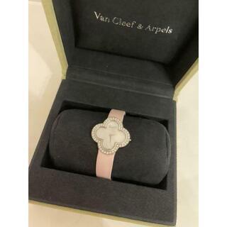 Van Cleef & Arpels - ヴァンクリーフアーペル アルハンブラ オニキス 腕時計