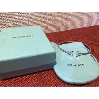 Tiffany & Co. - ティファニー Tワイヤーバングル