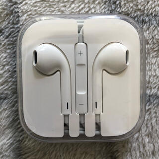 Apple - iPhoneイヤホン 純正品 イヤホンジャック
