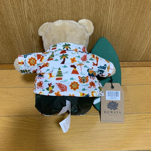 Starbucks Coffee(スターバックスコーヒー)のスタバベアリスタ エンタメ/ホビーのおもちゃ/ぬいぐるみ(ぬいぐるみ)の商品写真