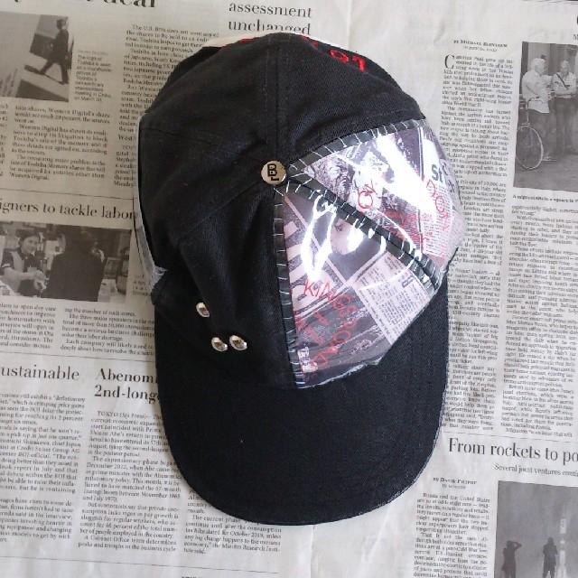 Boy London(ボーイロンドン)の◆B5 入手困難 当時物 BOY LONDON ボーイロンドン キャップ B メンズの帽子(キャップ)の商品写真