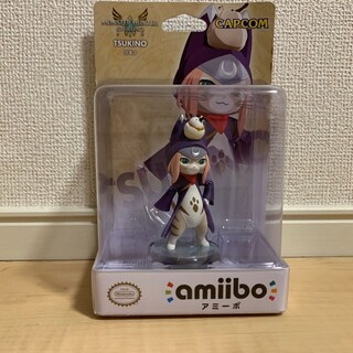 ニンテンドースイッチ(Nintendo Switch)のamiibo ツキノ(ゲームキャラクター)