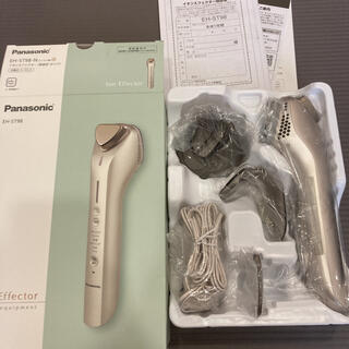 Panasonic - 導入美顔器 イオンエフェクター 高浸透タイプ EH-ST98