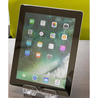 iPad - iPad (第4世代)9.7インチ 64GB Wifiモデル ブラック