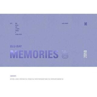 防弾少年団(BTS) - BTS  2018メモリーズ4枚完  DVD日本語字幕入り