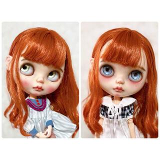 タカラトミー(Takara Tomy)のカスタムブライス サラシェイズ 双子の姉妹(人形)