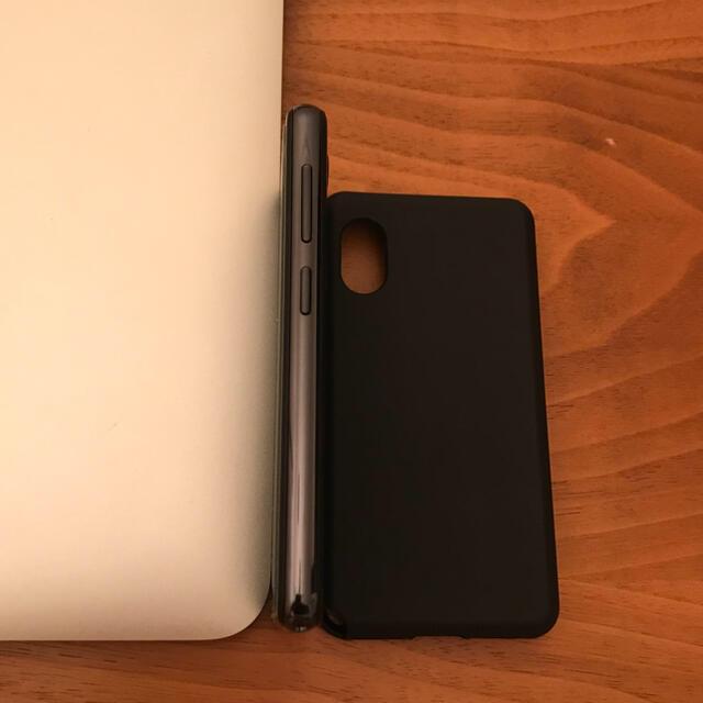Rakuten(ラクテン)の【美品】楽天ミニ  Rakuten mini C330 ブラック スマホ/家電/カメラのスマートフォン/携帯電話(スマートフォン本体)の商品写真