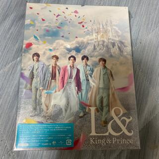 Johnny's - L&(初回限定盤A)King&Prince