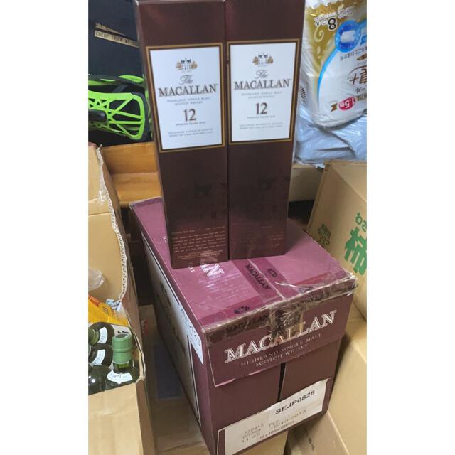 マッカラン12年 16本 食品/飲料/酒の酒(ウイスキー)の商品写真