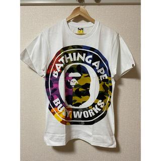 A BATHING APE - A・BATHING APE エイプ BAPE 未使用Tシャツ