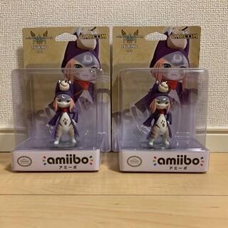 ニンテンドースイッチ(Nintendo Switch)のamiibo ツキノ 2体セット(ゲームキャラクター)