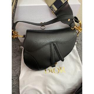 Dior - DIOR saddle bag ディオール サドルバッグ スムースカーフスキン