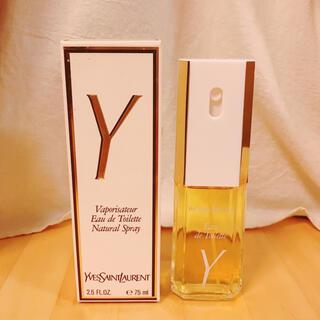 Yves Saint Laurent Beaute - イブサンローラン 香水 Y オードトワレ 廃盤品 75ml YSL