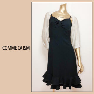 COMME CA ISM - COMME CA ISM リボン ワンピース ボレロ セット パーティー