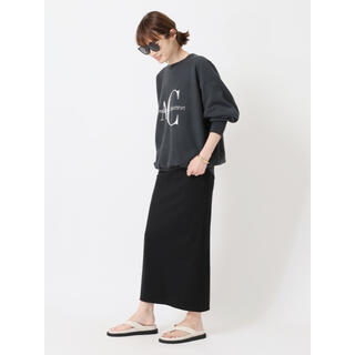 DEUXIEME CLASSE - Jersey LongTight スカート 36 新品タグ付
