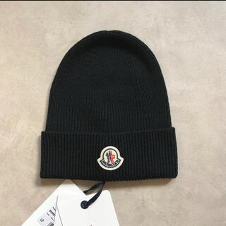 MONCLER - 【新品未使用タグ付き】MONCLER モンクレール ニットキャップ