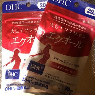 DHC - DHC エクオール 20日分 2袋