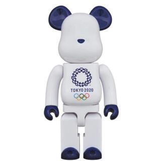 メディコムトイ(MEDICOM TOY)のBE@RBRICK 1000% 東京 2020 オリンピック エンブレム(その他)