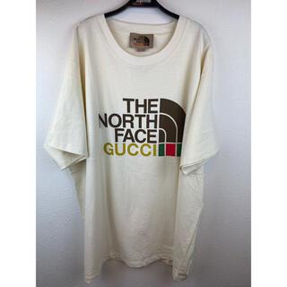 Gucci - THE NORTH FACE x GUCCI  オーバーサイズ Tシャツ