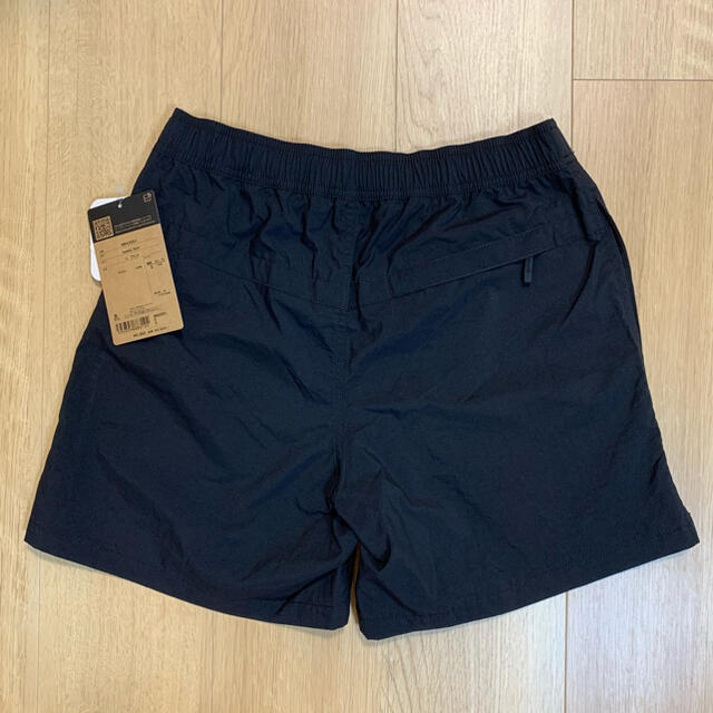 THE NORTH FACE(ザノースフェイス)の新品 ノースフェイス バーサタイルショーツ メンズ Lサイズ K ブラック メンズのパンツ(ショートパンツ)の商品写真