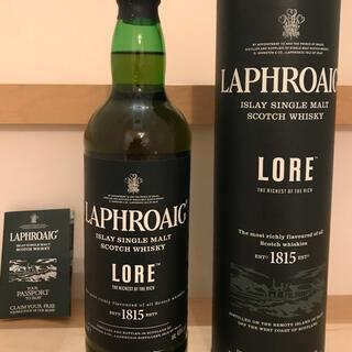 ウイスキー ラフロイグ ロア 48度 700ml シングルモルト 洋酒