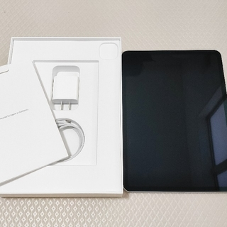 iPad Pro 11インチ 第2世代 Wi-Fiモデル 128GB シルバー