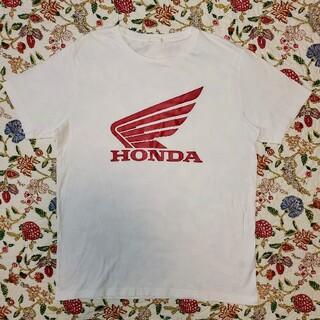 GU - GU&HONDA コラボ 半袖 Tシャツ メンズ Lサイズ