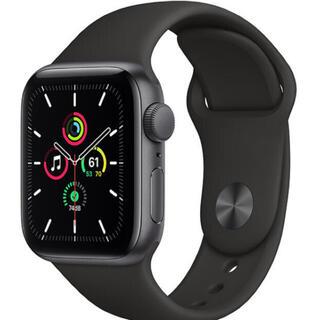 Apple Watch - Apple Watch SE GPSモデル 40mm MYDP2J/A