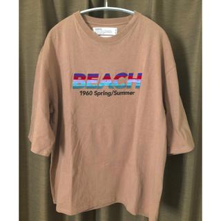 SUNSEA - DAIRIKU 20SS BEACH tシャツ