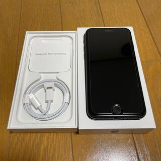 Apple - 【未使用に近い】iPhone SE2 ブラック 64GB SIMフリー