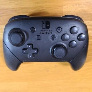 ニンテンドー Switch プロコン 純正 ジャンク(その他)
