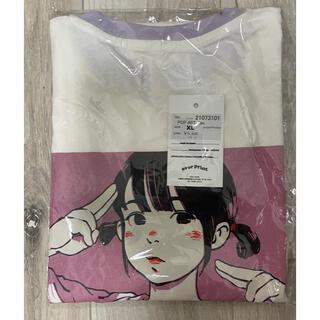 OVERPRINT × なえなの 古塔つみ Tシャツ XL